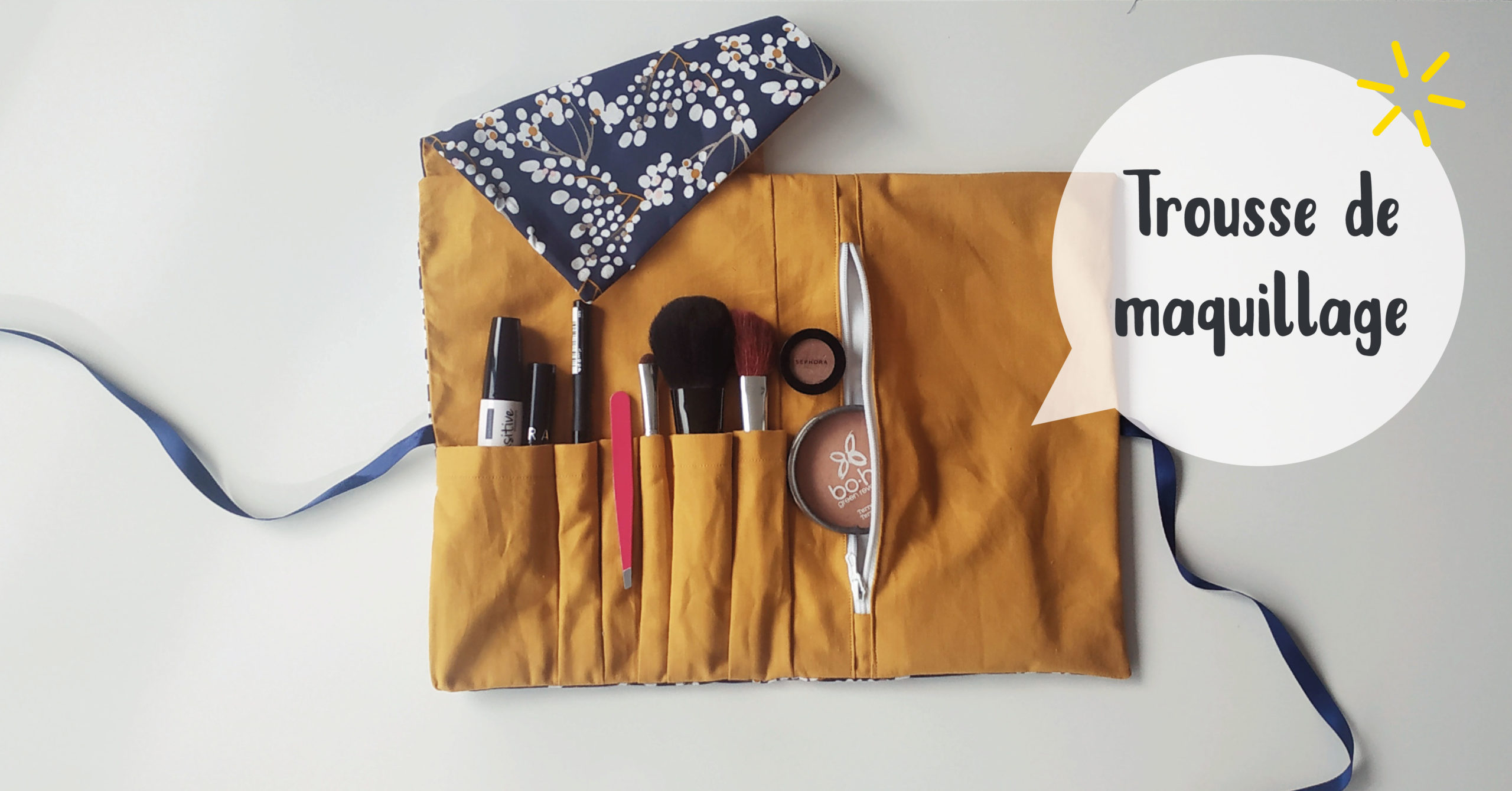 Trousse de maquillage @ L'atelier de No Working
