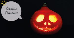 Les Minis No Workers : Citrouille d'Halloween @ L'atelier de No Working