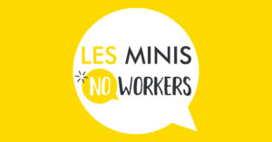 Stage Minis No Workers - Carte de voeux @ L'atelier de No Working