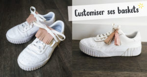 Minis No Workers - Customiser ses baskets @ L'atelier de No Working