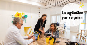 Les applications pour s'organiser @ L'atelier de No Working
